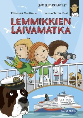 Lemmikkien laivamatka - Leon lemmikkiuutiset