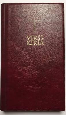 Virsikirja TA  (kirkkovirsikirja, 120x200 mm, viininpunainen, uudistettu)