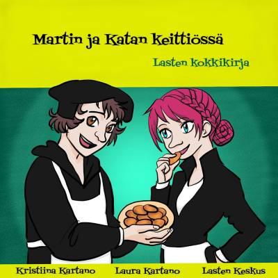 Martin ja Katan keittiössä