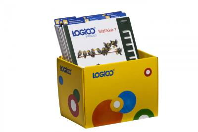 Logico Piccolo-boksi: Matikka 1