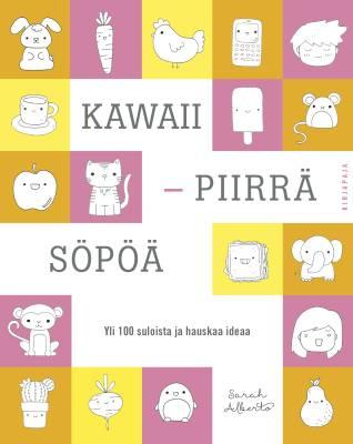 Kawaii - piirrä söpöä