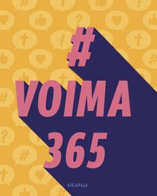 #voima365