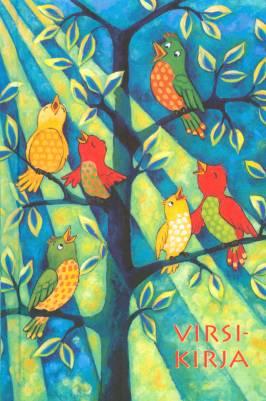 Virsikirja (taskuvirsikirja Linnut)