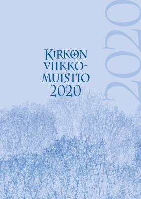 Kirkon viikkomuistio 2020 (pelkkä vuosipaketti)