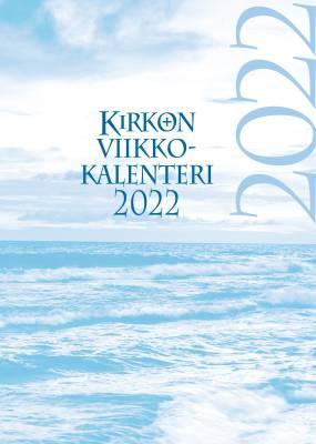 Kirkon viikkokalenteri 2022 (pelkkä vuosipaketti)