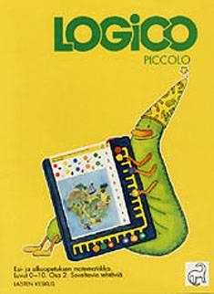 Logico Piccolo: Alkuopetuksen matematiikka, luvut 0-10, osa 2, soveltavia tehtäviä