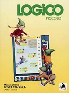Logico Piccolo: Alkuopetuksen matematiikka, luvut 0-100, osa 2