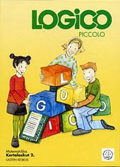 Logico Piccolo: Alkuopetuksen matematiikka, kertolaskut 2