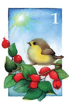 Onnea ja siunausta 1-v./Juvonen (20 kpl)