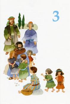 Onnea ja siunausta 3-v./Löfgren (20 kpl)