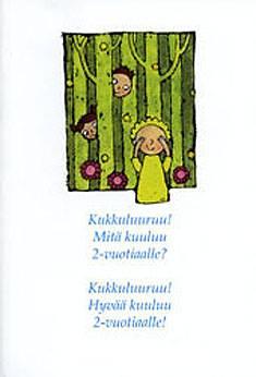 2-vuotiaalle (Haiko) (20 kpl)