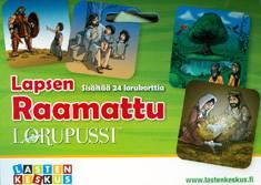 Lorupussi - Lapsen Raamattu